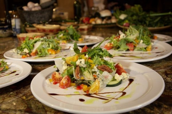 Browns Catering Salad