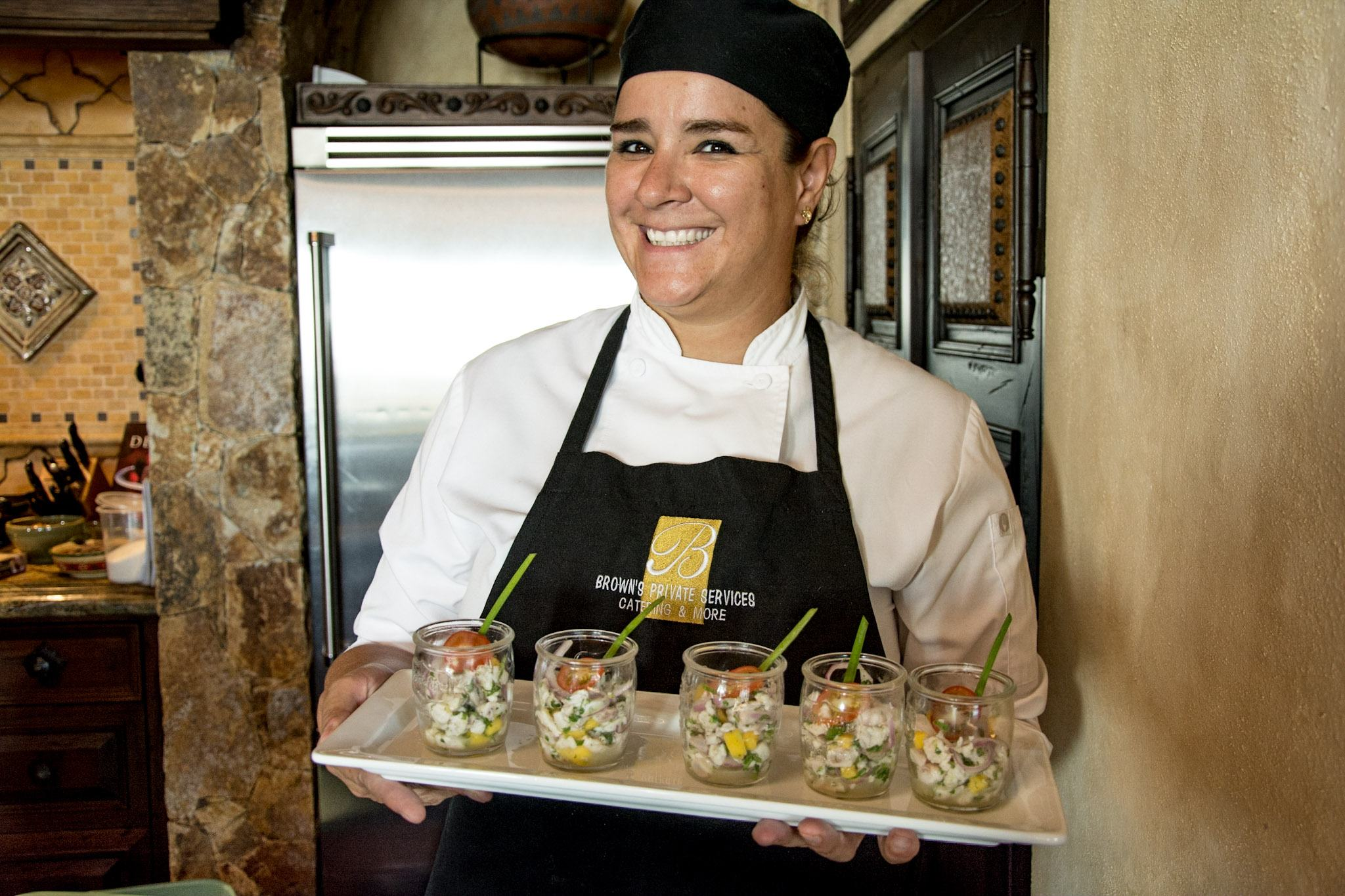 Browns Catering Chef
