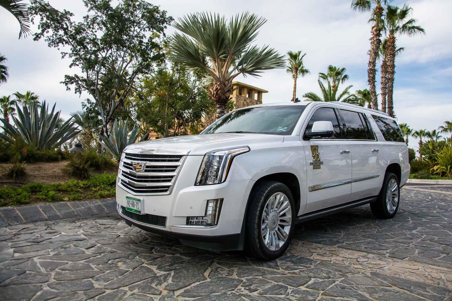 Luxury Transportation in Los Cabos