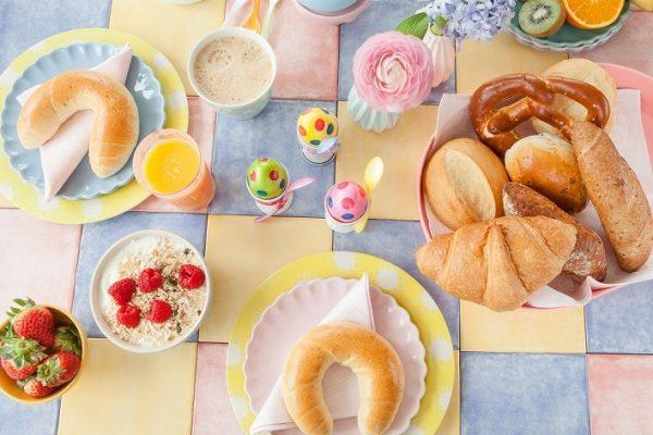 Browns Catering Breakfast
