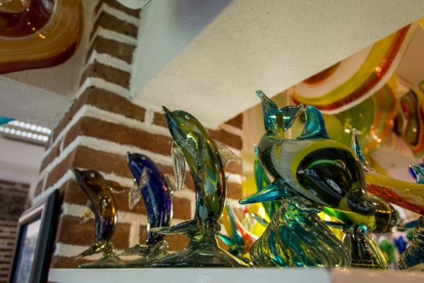 Blown Glass Factory Dolphins Los Cabos City Tour