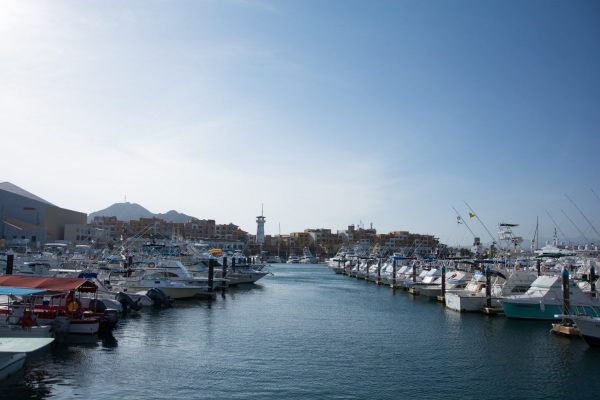 Cabo San Lucas Dock