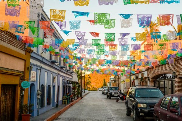 Todos Santos Town