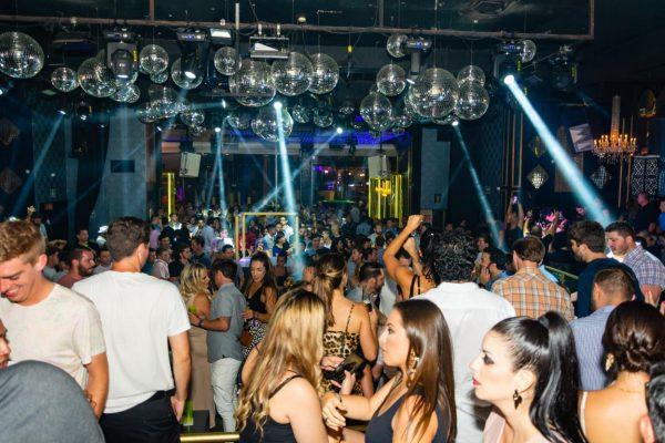 People Dancing Nightlife