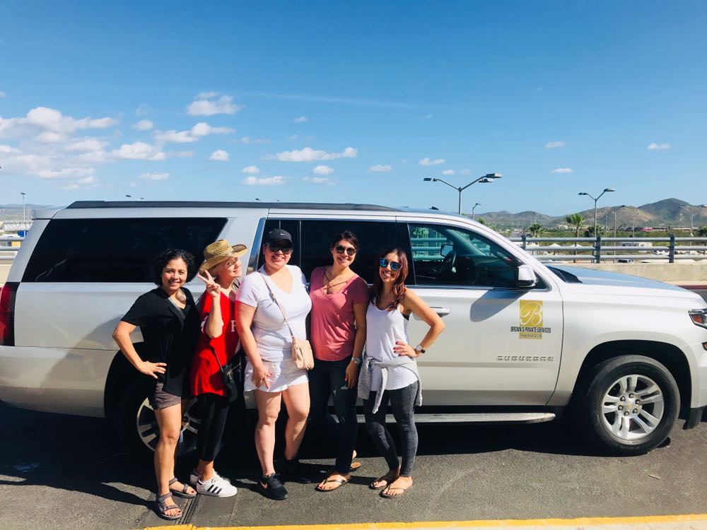 Private Airport Transportation