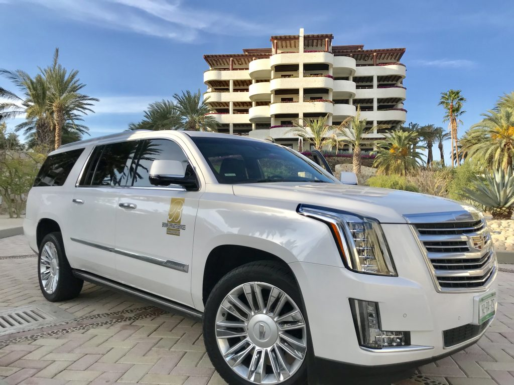 Airport Transportation Cabo