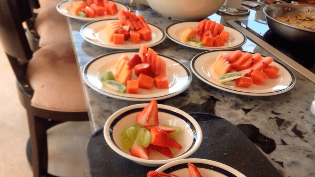 Browns Private Services Cabo Catering Mneu Breakfast 3