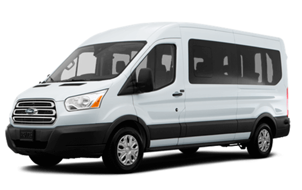 Cabo airport shuttle by Browns Private Transportation Services Los Cabos Airport Shuttle Ford Van img2